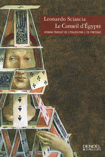 Leonardo Sciascia - Le Conseil d'Egypte.