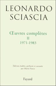 Leonardo Sciascia - .