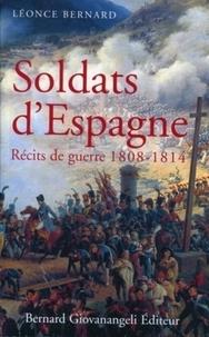 Histoiresdenlire.be Soldats d'Espagne - Récits de guerre 1808-1814 Image