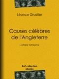 Léonce Grasilier - Causes célèbres de l'Angleterre - L'Affaire Tichborne.