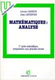 Léonce Lesieur et Jean Lefebvre - .