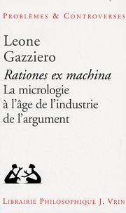 Rationes ex machina - La micrologie à lâge de lindustrie de largument.pdf