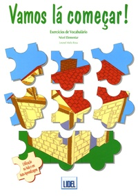 Vamos la começar! - Exercicios de vocabulario, nivel elementar.pdf