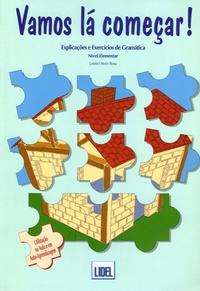 Vamos la começar! - Explicações e exercicios de gramatica, nivel elementar.pdf