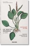 Leonhart Fuchs - Le nouvel herbier de 1543.