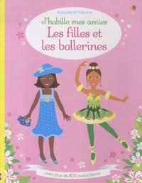 Galabria.be Les filles et les ballerines - Avec plus de 800 autocollants Image