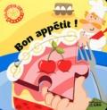 Leonie van der Holst Tekenteam - Bon appétit !.