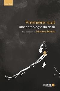 Léonora Miano - Première nuit - Une anthologie du désir.
