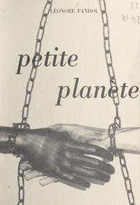 Léonore Fandol - Petite planète.