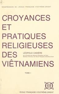 Léopold Cadière et Paul Boudet - Croyances et pratiques religieuses des Viêtnamiens (1).