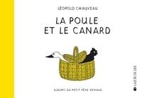 Léopold Chauveau - La poule et le canard.