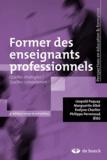 Léopold Paquay et Marguerite Altet - Former des enseignants professionnels - Quelles stratégies ? Quelles compétences ?.