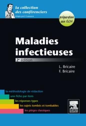 Léopoldine Bricaire - Maladies infectieuses.