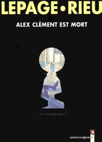 Deedr.fr Alex Clément est mort Image