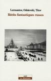 Lermontov et  Odoievski - Récits fantastiques russes.