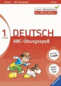 Lern-Detektive: ABC-Übungsspaß (Deutsch 1. Klasse).