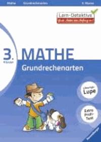 Lern-Detektive: Grundrechenarten (Mathe 3. Klasse).