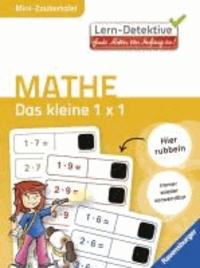 Lern-Detektive - Mini-Zaubertafel: Das kleine 1 x 1.