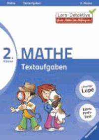 Lern-Detektive: Textaufgaben (Mathe 2. Klasse).