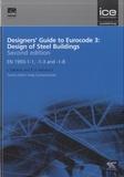 Leroy Gardner et David A. Nethercot - Designers' Guide to Eurocode 3 : Design of Steel Buildings.