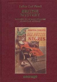 LeRoy-Lad Panek - British mystery - Histoire du roman policier classique anglais.