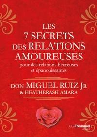 Android bookworm téléchargement gratuit Les 7 secrets des relations amoureuses  - Pour des relations heureuses et épanouissantes PDB en francais par  9782813222787