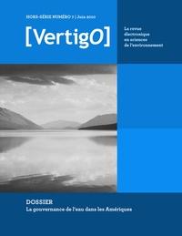 Les Éditions en environnement VertigO et Luzma Fabiola Nava Jiménez - La gouvernance de l'eau dans les Amériques.