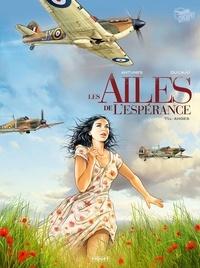 Thomas Du Caju - Les Ailes de l'espérance T1 - Anges.