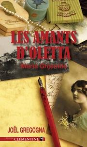 Joël Gregogna - Les amants d'Oletta - Maria Ghjentile.