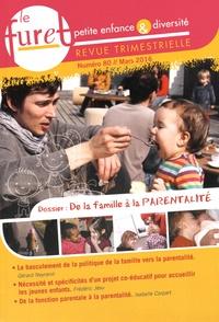 Francine Hauwelle - Le Furet N° 80, mars 2016 : De la famille à la parentalité.