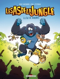 Davy Mourier - Les As de la jungle - À l île de Maurice.