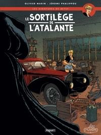 Jérome Phalippou - Les Aventures de Betsy T1 - Le Sortilège de l'Atalante.
