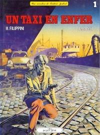 Christian Rossi - Les aventures de Frédéric Joubert Tome 1 - Patrimoine Glénat 49 - Un taxi en enfer.