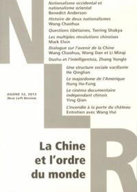 Philippe Olivera - Agone N° 52, 2013 : La Chine et l'ordre du monde.