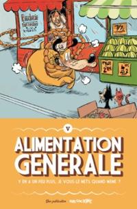 Collectif - Alimentation générale N° 5, Novembre 2013 : .