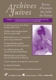 Cyril Grange - Archives juives N° 42, 1er semestre : La grande bourgeoisie juive parisienne (1850-1940) - Entre intégration et antisémitisme.