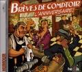 Jean-Marie Gourio - Brèves de comptoir - L'anniversaire ! CD audio MP3.