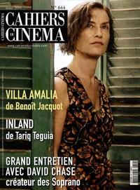 Jean-Michel Frodon - Cahiers du cinéma N° 644, Avril 2009 : Villa Amalia de Benoît Jacquot / Inland de Tariq Teguia.