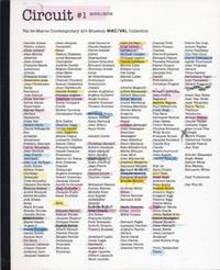 Christian Favier et Alexia Fabre - Circuit N° 1, 2005/2006 : Val-de-Marne Contemporary Art Museum - Edition en anglais.