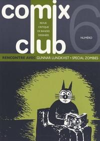 Gunnar Lundkvist - Comix Club N° 6 : .