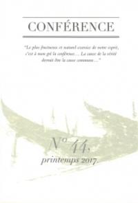 Christophe Carraud - Conférence N° 44, printemps 201 : .