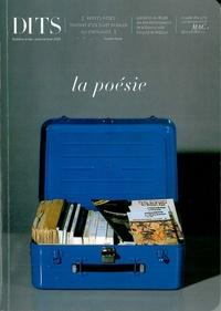 Denis Gielen et Laurent Courtens - Dits N° 13, Automne-hiver : La poésie.