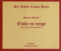 Arthur Conan Doyle - Etude en rouge. 4 CD audio