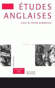 Claire Vial et Pierre Iselin - Etudes anglaises N° 61/4, Octobre-Déc : .