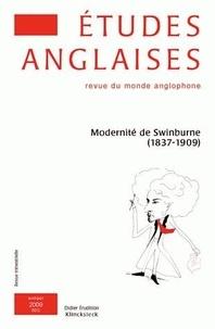 Pascal Aquien - Etudes anglaises N° 62/2 : Modernité de Swinburne (1837-1909).
