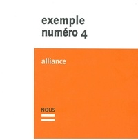 Bernard Aspe - Exemple N°4 : Alliance.