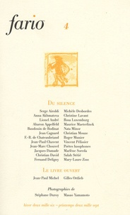 Serge Airoldi - Fario N° 4 : Du silence.