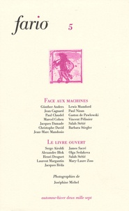 Lewis Mumford et Olga Sedakova - Fario N° 5, Automne-hiver : .