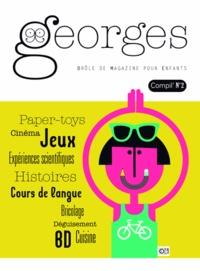 Anne-Bénédicte Schwebel - Georges Compil N° 2 : Lunettes ; Vélo ; Machine à laver.