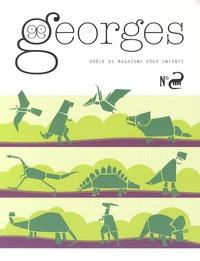 Anne-Bénédicte Schwebel - Georges N° 12 : Dinosaure.